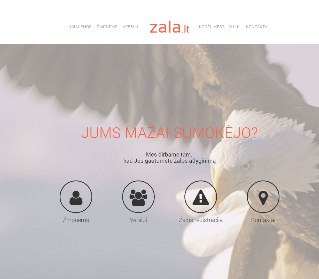 zala.lt - lawyers working with damage and compensation cases